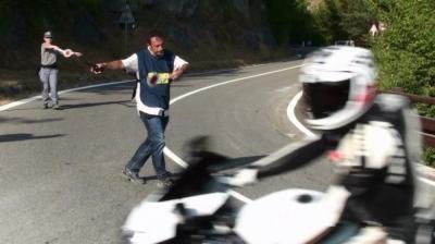 """""""Stop&go"""" al posto delle multe per eccesso di velocità"""