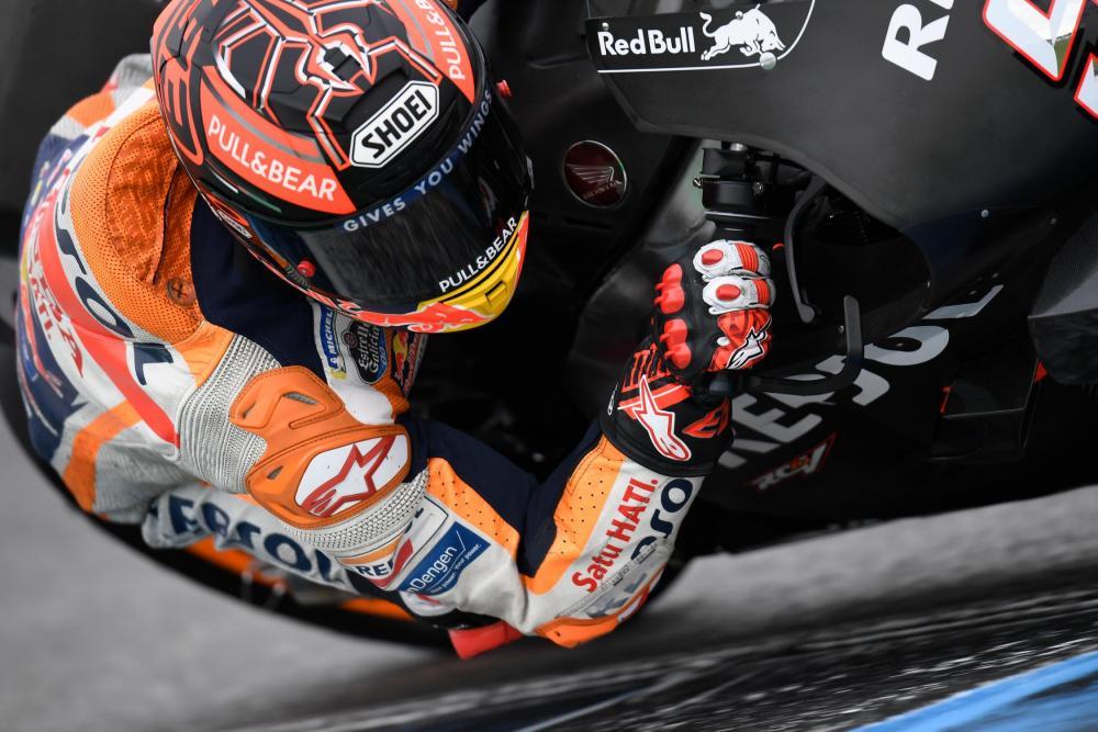 MotoGP | Marc Márquez operato con successo alla spalla destra