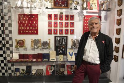 Giacomo Agostini ora ha il suo museo