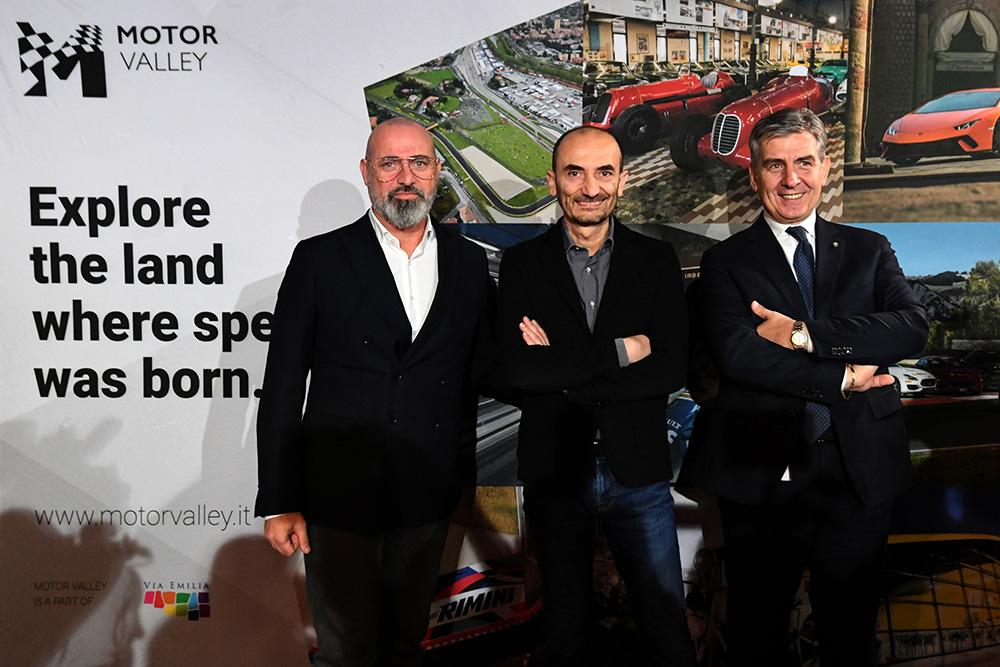 Claudio Domenicali (Ducati) nuovo presidente Motor Valley