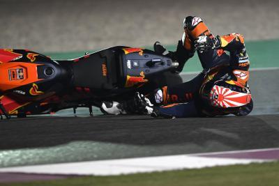 MotoGP 2019: chi è il pilota che è caduto di più?