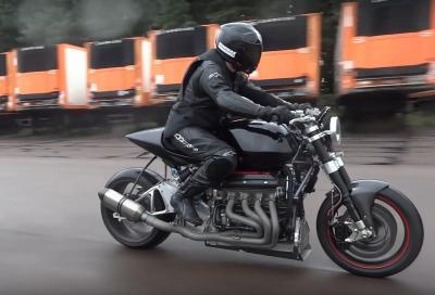 V8, 3.000 cc e 500 CV: ecco la Eisenberg EV8