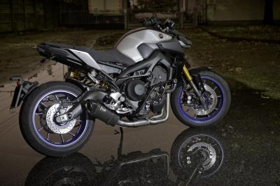 Nuovi scarichi Exan per Yamaha MT-09