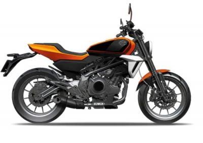 La piccola Harley HD350 si avvia verso la produzione