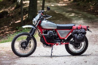 Moto Guzzi Levante 750, la scrambler da viaggio dei record