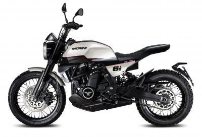 La Milano ha una sorella minore, la nuova Moto Morini Seiemmezzo
