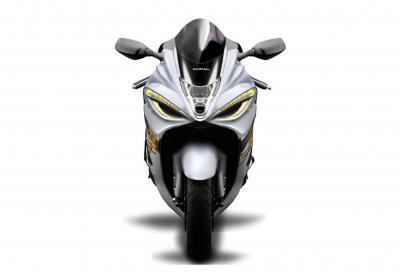 In arrivo la nuova Suzuki Hayabusa (Euro 5)