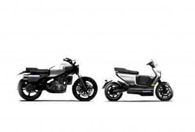 Nel futuro di Husqvarna nuovi modelli 501, moto retrò e scooter elettrici