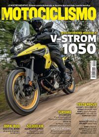 Motociclismo di gennaio 2020 è in edicola
