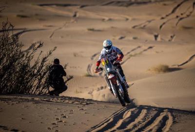 Dakar 2020, tappa 2: Branch trionfa davanti ai big