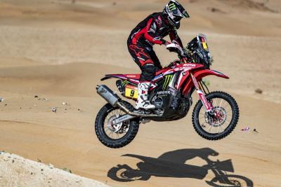 Dakar 2020, tappa 3: tripletta Honda, domina Brabec