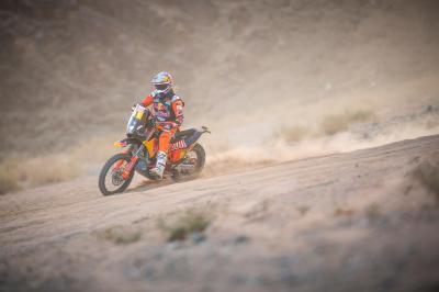 Dakar 2020: nella tappa 5 Toby Price conquista la sua seconda vittoria