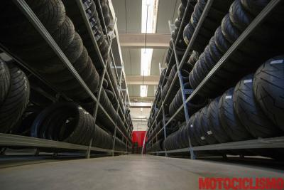 Pirelli: come sono sviluppati gli pneumatici