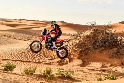Dakar 2020, tappa 7: Benavides, che recupero! A Brabec la leadership