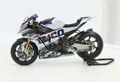 In vendita la BMW S1000RR HP4 di Michael Dunlop