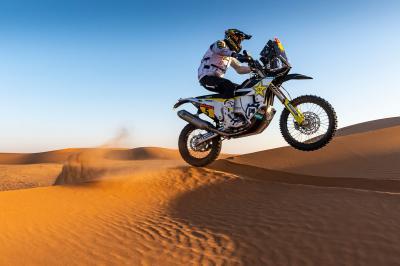 Dakar 2020, tappa 9: prima vittoria per Quintanilla su Husqvarna