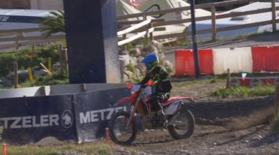 Test Honda RX 2020 - VIDEO