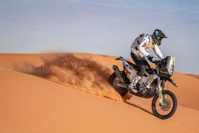 Dakar 2020, tappa 11: Quintanilla vince e recupera terreno su Brabec