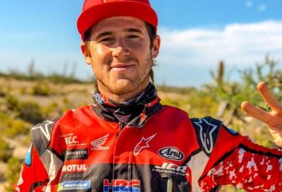 Honda in festa, Ricky Brabec vince la Dakar 2020