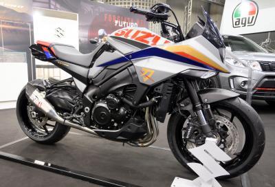 "Al MBE la Suzuki Katana nella nuova versione ""7584"""