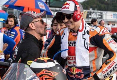 Lorenzo, Biaggi e Anderson diventano MotoGP Legend