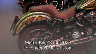 Motor Bike Expo 2020, parliamo di Special: le tendenze del Custom