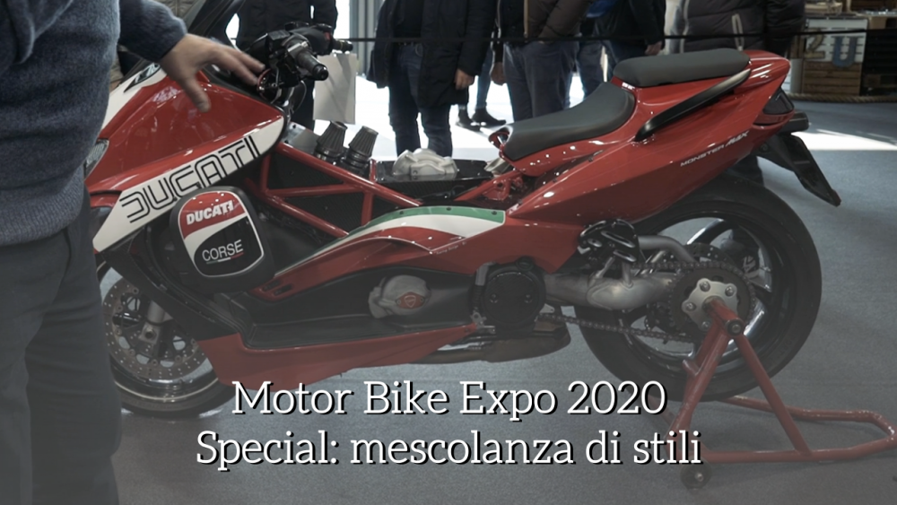 Motor Bike Expo 2020, parliamo di Special: mescolanza di stili