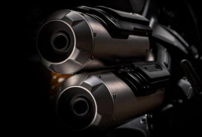 In arrivo la nuova Ducati Scrambler 1100 Pro