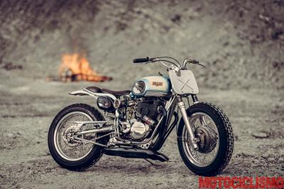 Flying '57 by Plan B Motorcycles