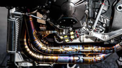 Tutti i dettagli della Honda CBR1000RR-R Superbike