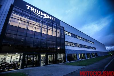 Triumph-Bajaj: in arrivo una piattaforma di media cilindrata