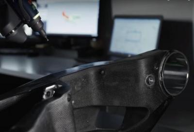 I segreti dei materiali utilizzati sulla Ducati V4 Superleggera