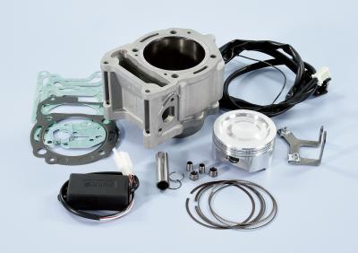 Kit Polini per l'elaborazione dei motori Piaggio di 300 cc