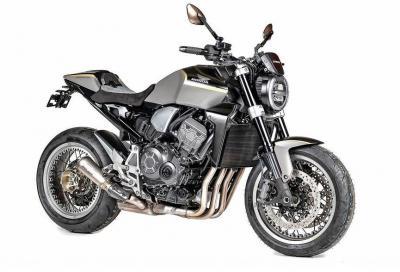 """Honda CB1000R Stardust, la moto """"spaziale"""""""