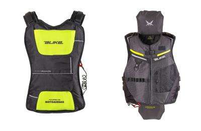 Gli airbag A-Bag Back Link e e A-Bag Full Link di Alike
