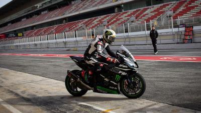Kawasaki cresce, Rea e Lowes ottimisti dopo il test al Montmelò
