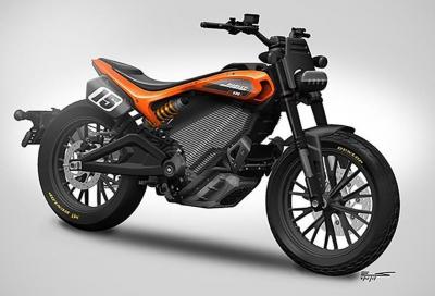 L'elettrica Harley-Davidson LiveWire avrà una sorella minore (e meno costosa)