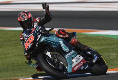 UFFICIALE: Quartararo firma con Yamaha, Rossi ha pochi mesi per decidere sul futuro