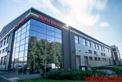 La nostra visita al Technology Centre di Royal Enfield