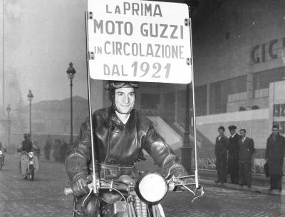 Enrico Lorenzetti, il ragazzo che viene dal sole