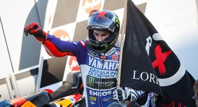 Yamaha e Jorge Lorenzo di nuovo insieme