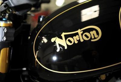 Guai economici per Norton Motorcycles. L'Azienda è in vendita