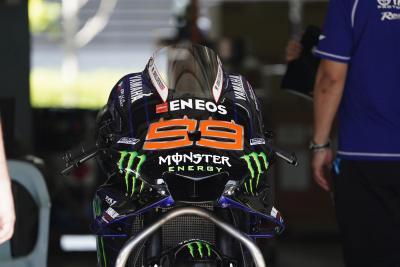 Lorenzo c'è, Pedrosa guida l'armata KTM
