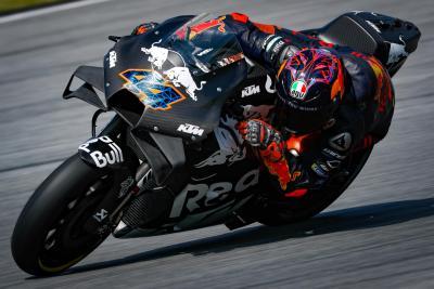 Duetto Espargarò: KTM e Aprilia in vetta nel day 3