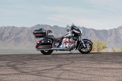 Indian presenta la nuova Roadmaster Elite