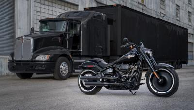 "Harley celebra la Fat Boy con la ""Limited Edition 30th Anniversary"""