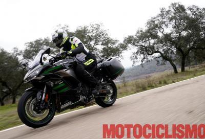 Kawasaki Ninja 1000SX: il video del nostro test