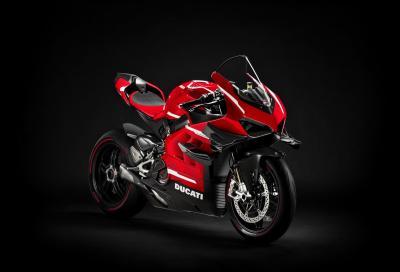 Superleggera V4: aerodinamica da MotoGP, carbonio e... 234 CV!