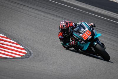 Yamaha domina il day 1 con Quartararo e Morbidelli