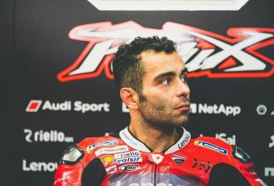 """Petrucci: """"la nuova Ducati è un passo avanti, migliorare ancora è difficile"""""""